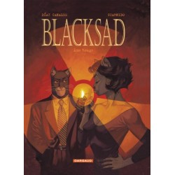 Blacksad Tome 3 - Âme Rouge