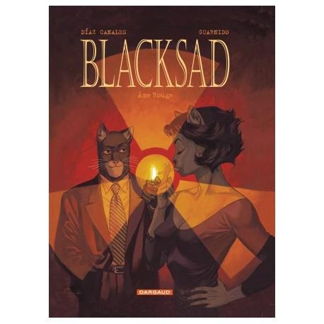 Blacksad Tome 3 - Âme Rouge