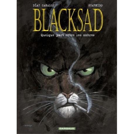 Blacksad Tome 1 - Quelque part entre les ombres