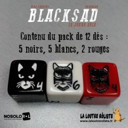BLACKSAD - LE JEU DE RÔLE (Sets de dés) : OFFRE PRO