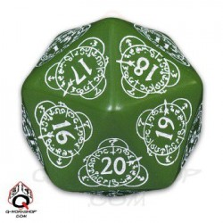 D20 Level Counter Vert