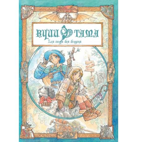 Ryuutama - Les oeufs des dragons
