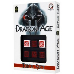 Set de dés Dragon Age Q-Workshop