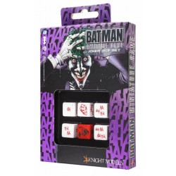Set de dés Batman Miniature - D6 Joker Q-Workshop