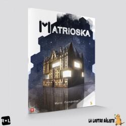 Matrioska - Scénario SF/ANTICIPATION sous système HITOS