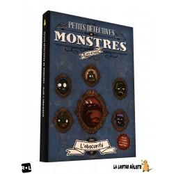 Petits Détectives de Monstres : Livre de base (Offre préco : livre + PDF offert)