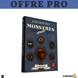 Petits Détectives de Monstres (Livre de base) : Offre PRO (Disponibilité au 16 décembre 2016)