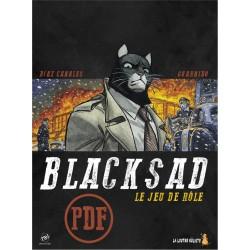 BLACKSAD - Le Jeu de Rôle PDF