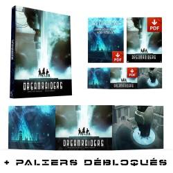 Yggdrasil (Livre DREAMRAIDERS + Ecran du MJ + PDF du livre et de l'écran + bonus débloqués)