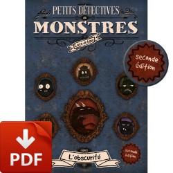 Petits Détectives de Monstres : Livre de base - Seconde édition PDF