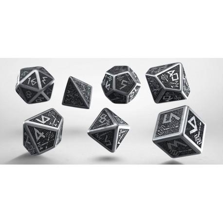 Set de dés Dwarven Métal