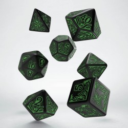 Set de dés Call of Cthulhu 7e Edition Q-Workshop