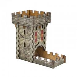 Tour à dés Médiévale peinte Q-Workshop