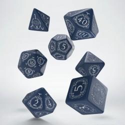 La Loutre Rôliste Set de dés Pathfinder Hell's Rebels Q-Workshop