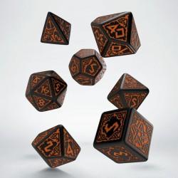 Set de dés Pathfinder Hell's Vengeance Q-Workshop