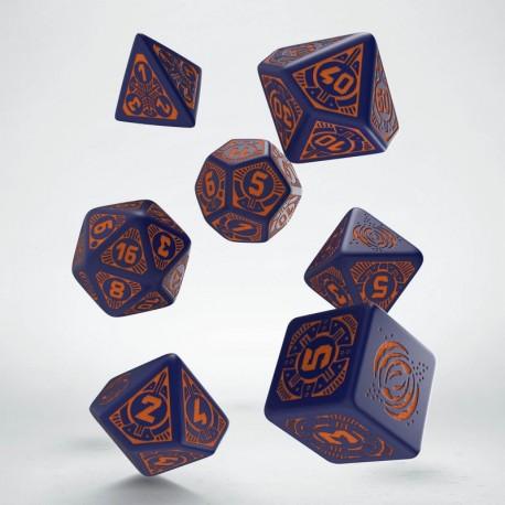Set de dés Starfinder Dead Suns Q-Workshop La Loutre Rôliste