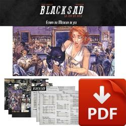 ECRAN BLACKSAD - LE JEU DE RÔLE PDF