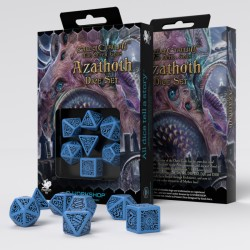 Set de dés Call of Cthulhu AZATHOTH Q-Workshop