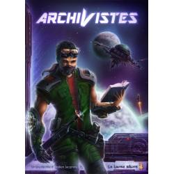 Archivistes - Le Jeu de Rôle