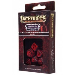 Set de dés Pathfinder Wrath of the Righteous