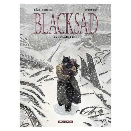 Blacksad Tome 1 - Arctic Nation