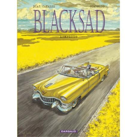Blacksad Tome 5 - Amarillo