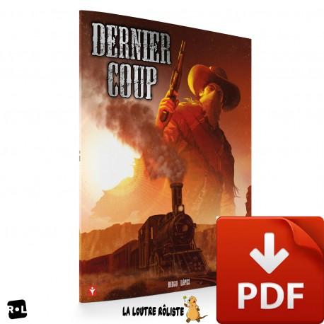 Dernier Coup (Campagne autonome pour HITOS - Guide Générique) - PDF