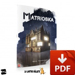 Matrioska - Scénario SF/ANTICIPATION sous système HITOS - PDF
