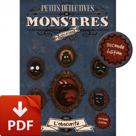 Petits Détectives de Monstres : Livre de base PDF