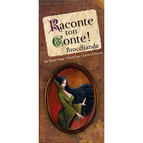 Raconte ton conte ! Brocéliande