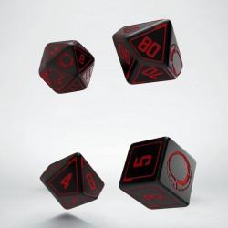 Set de dés Cypher System Q-Workshop