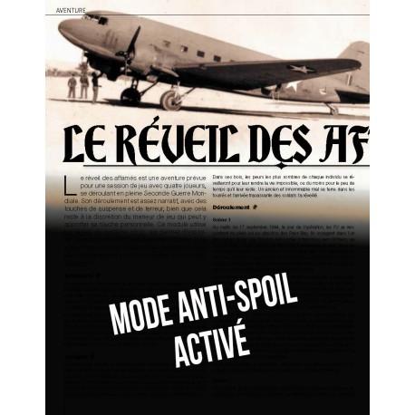 Le Réveil des Affamés - scénario jeu de rôle Seconde Guerre Mondiale sous système HITOS - La Loutre Rôliste